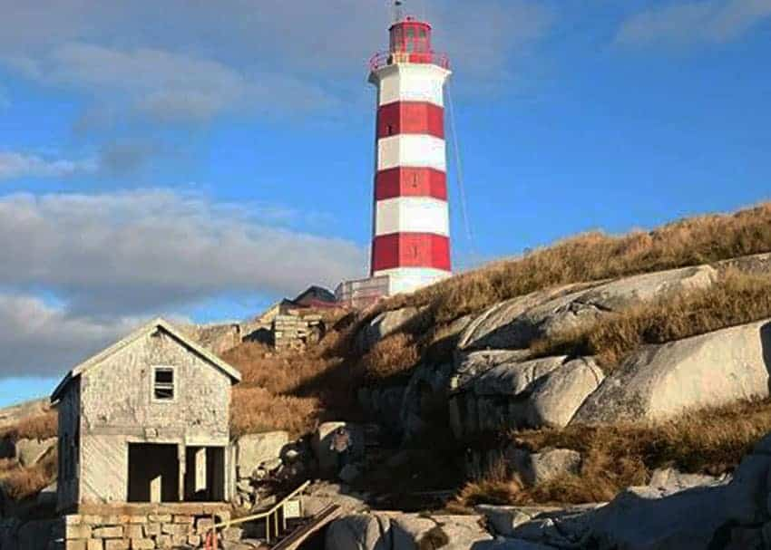 19 interesting facts about Sambro Lighthouse