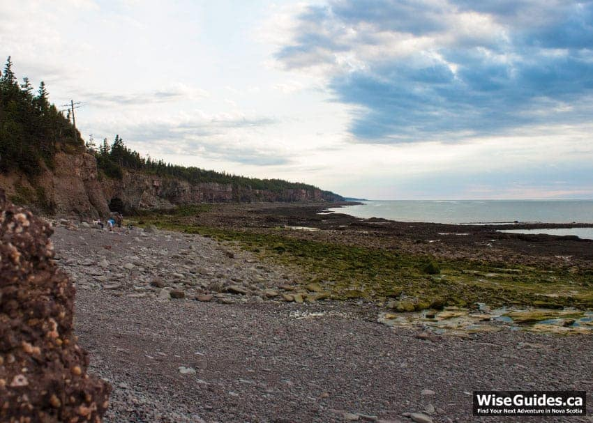 Bay of Fundy Tides Timelapse Nova Scotia