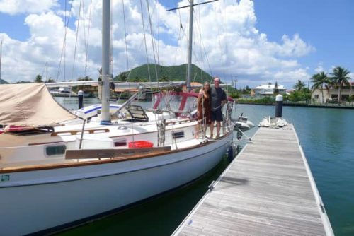 Rodney Bay Marina: Sail the world