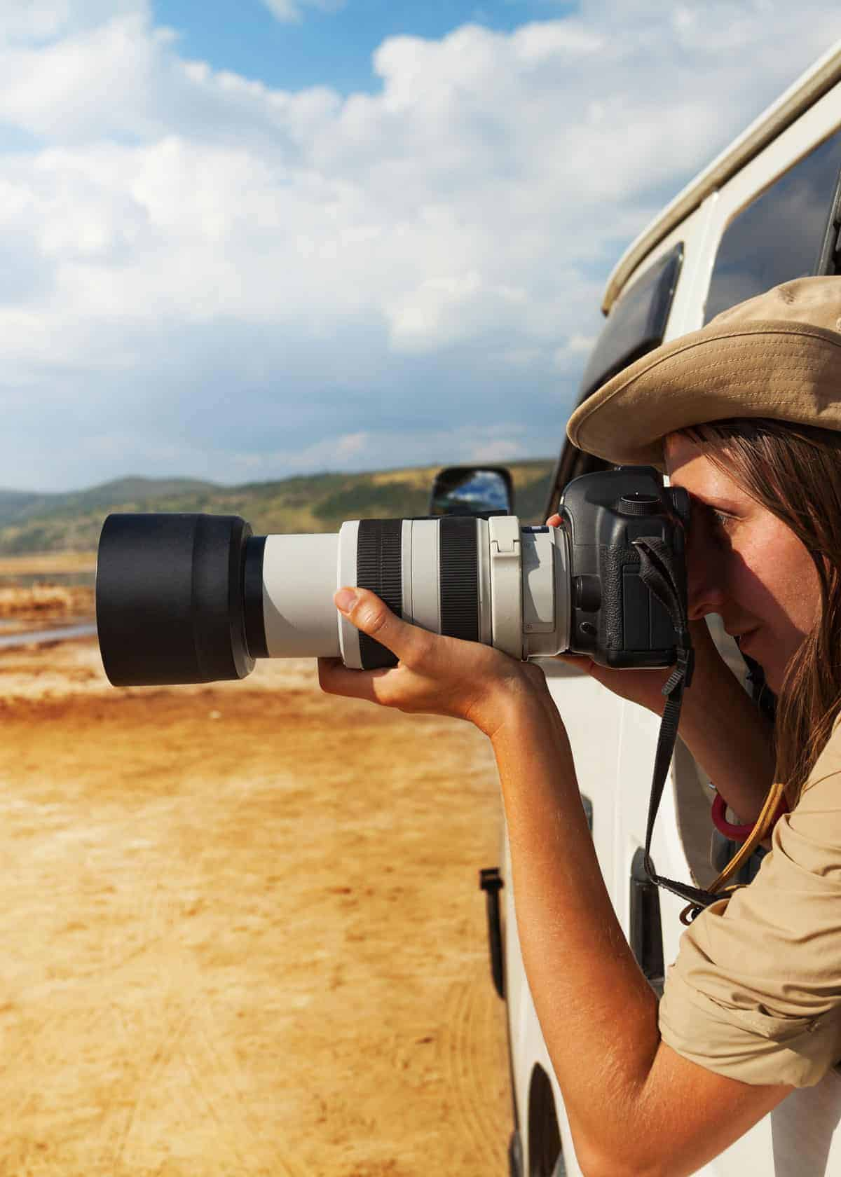 Best camera for safari ultimate guide